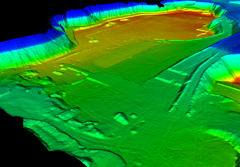3D Quarry Scan